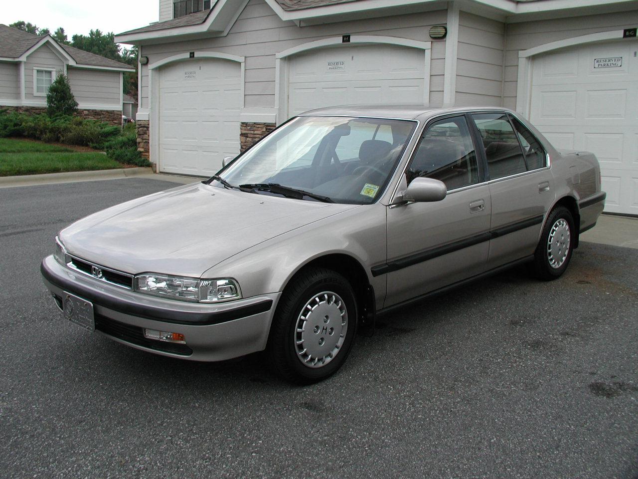 1991 Honda Accord - Partsopen