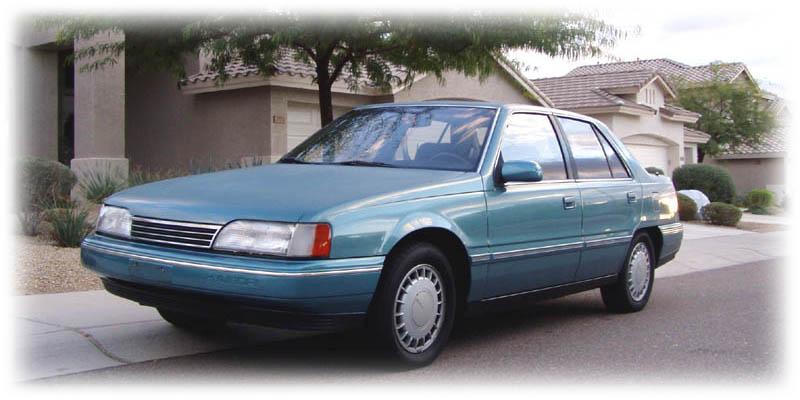 1991 Hyundai Sonata