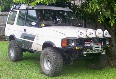 1991 Land Rover Discovery