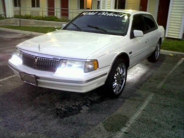 1991 Lincoln Continental