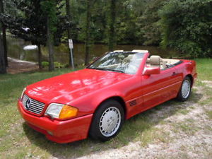 1991 Mercedes SL-Class