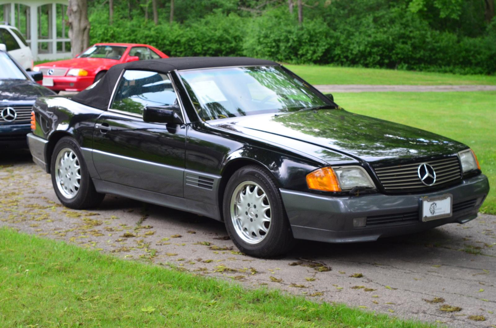 1991 Mercedes-Benz 500-Class