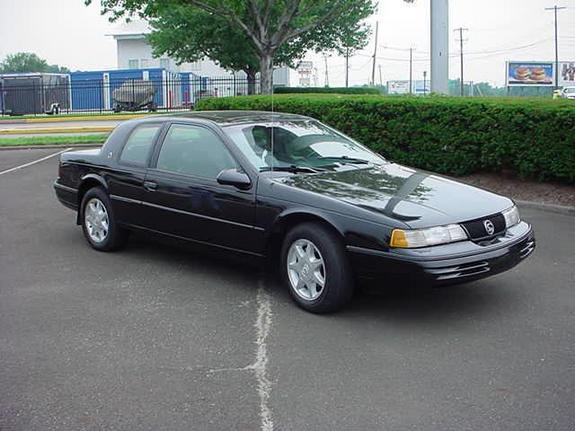 1991 Mercury Cougar