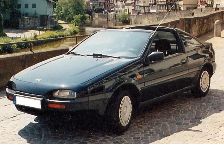 1991 Nissan 100 SX