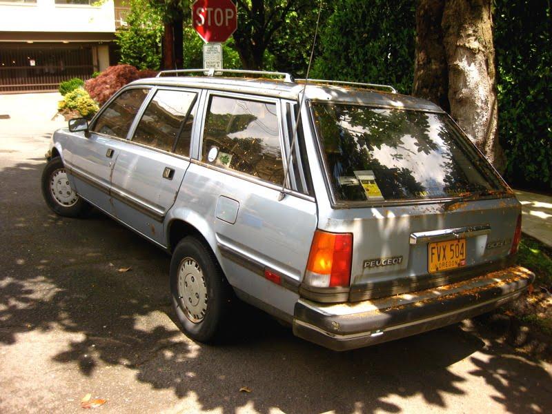 1991 Peugeot 505