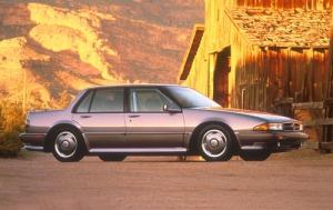 1991 Pontiac Bonneville