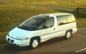 1991 Pontiac Trans Sport