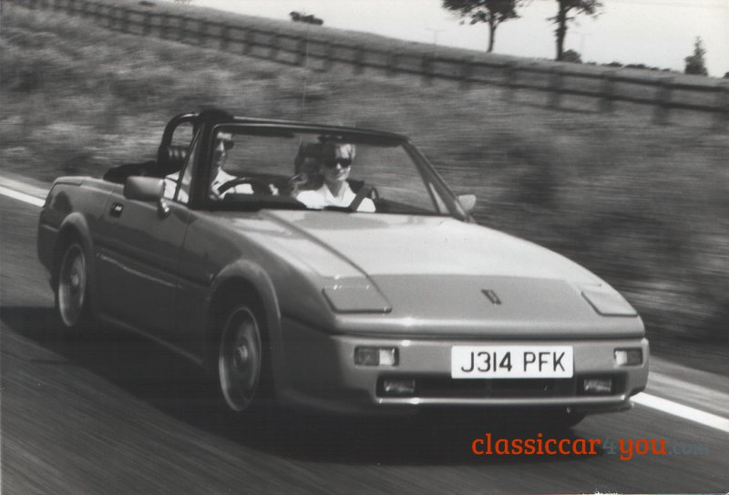 1991 Reliant Scimitar Sabre