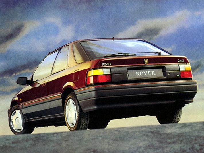 1991 Rover 200