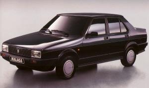 1991 Seat Malaga