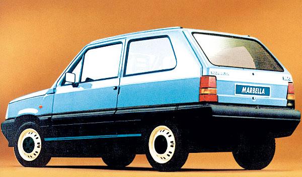 1991 Seat Marbella