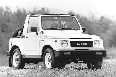 1991 Suzuki Samurai