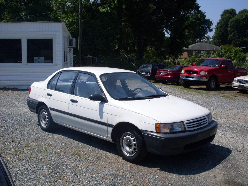 1991 Toyota Tercel
