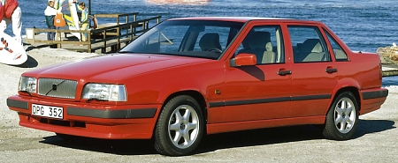 1991 Volvo 850