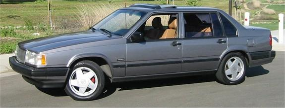 1991 Volvo 900
