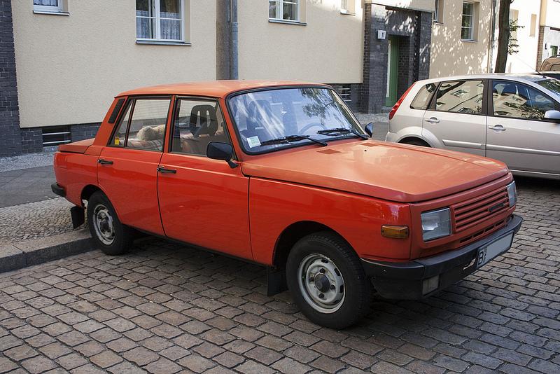 1991 Wartburg 353