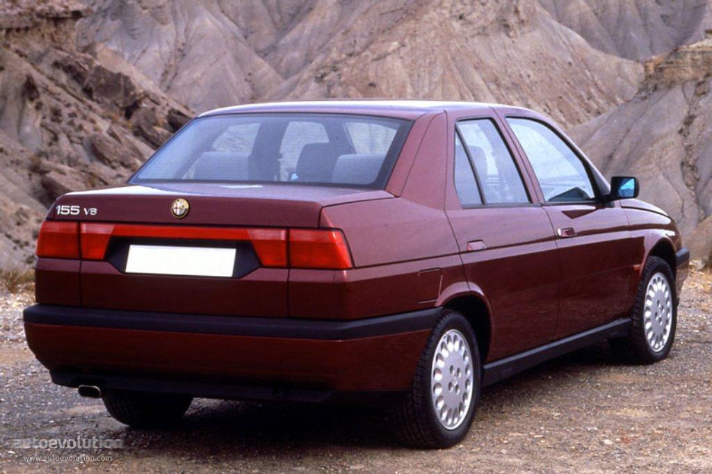 1992 Alfa Romeo 155