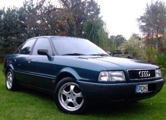 1992 Audi 80 - Partsopen