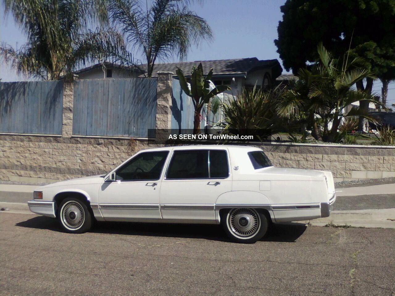 1992 Cadillac Fletwood