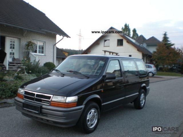 1992 Chrysler Voyager