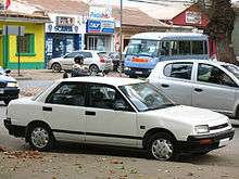 1992 Daihatsu Applause