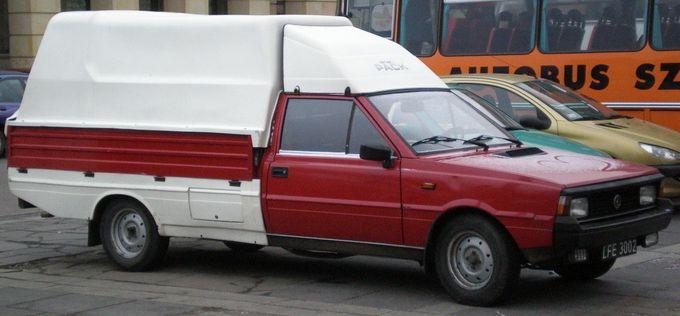 1992 FSO Polonez