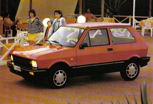 1992 Innocenti Koral