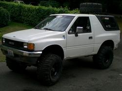 1992 Isuzu Amigo