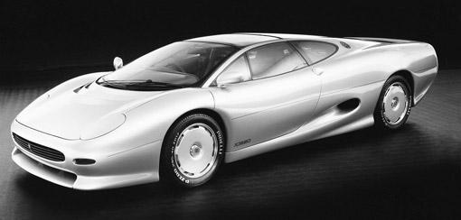 1992 Jaguar JX220