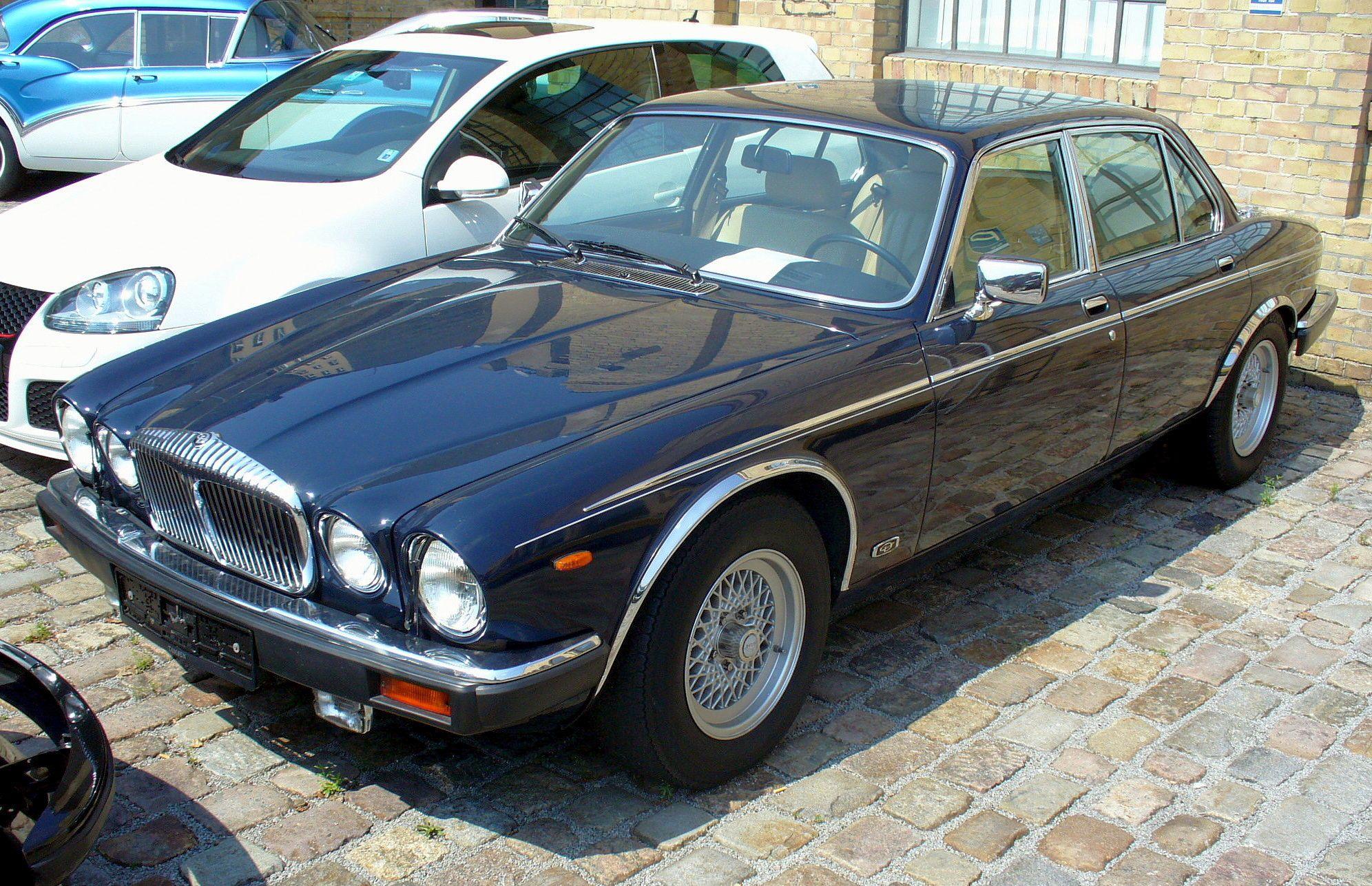 1992 Jaguar XJ-Series