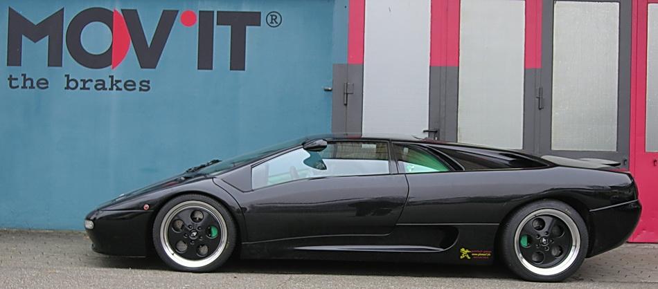 1992 Lamborghini Diablo Partsopen
