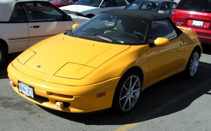 1992 Lotus Elan