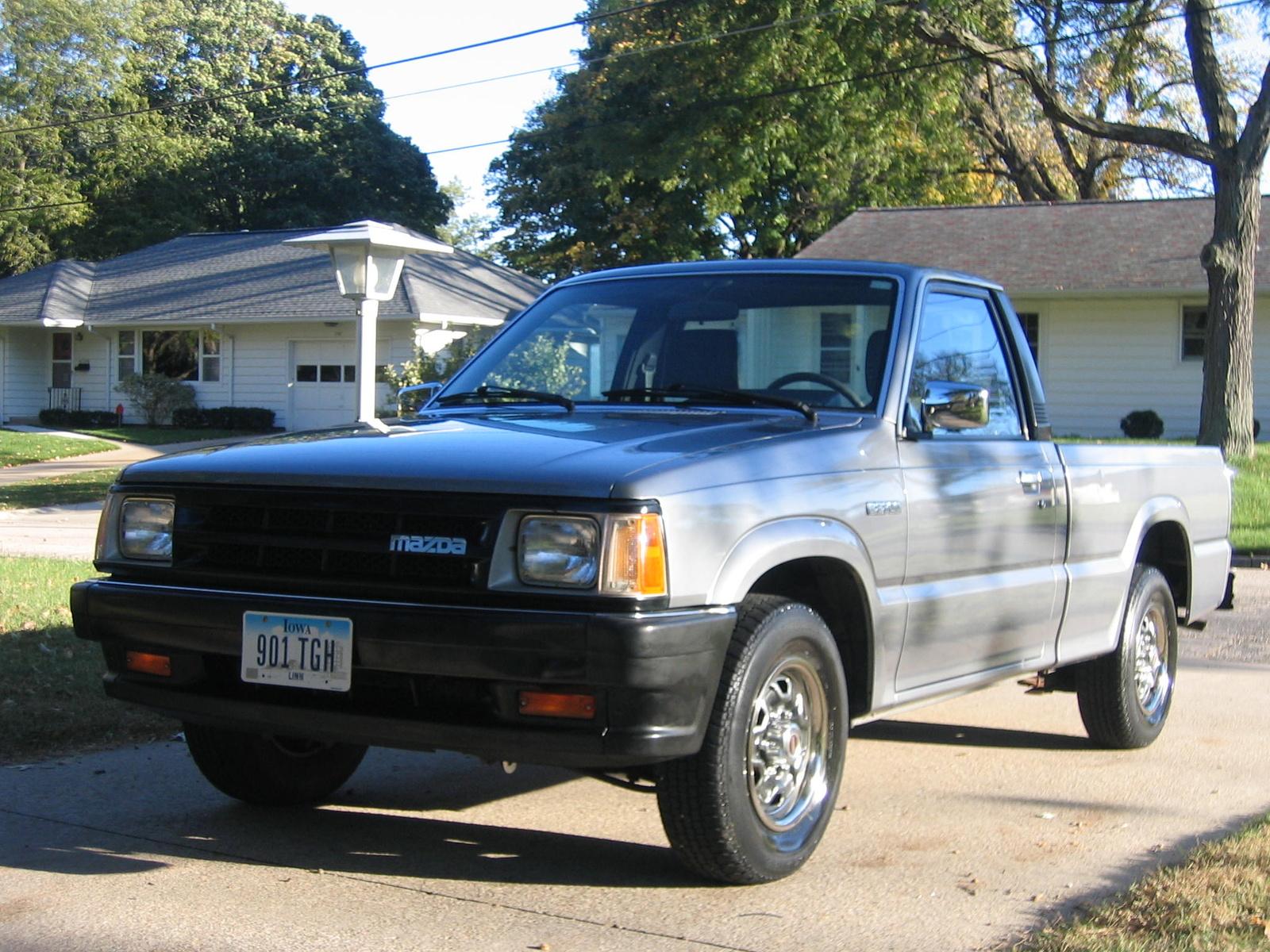 1992 Mazda B Series Pickup Partsopen