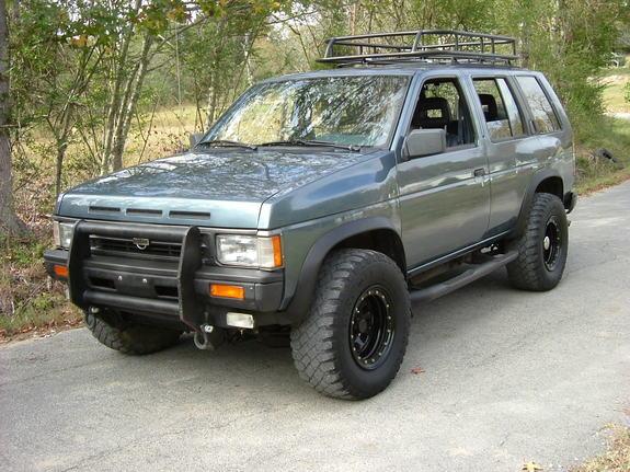 1992 Nissan Pathfinder Partsopen