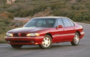 1992 Pontiac Bonneville