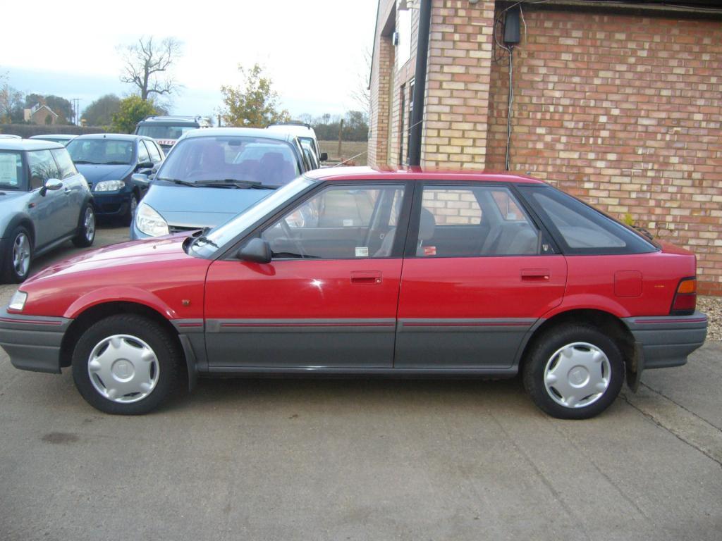 1992 Rover 200