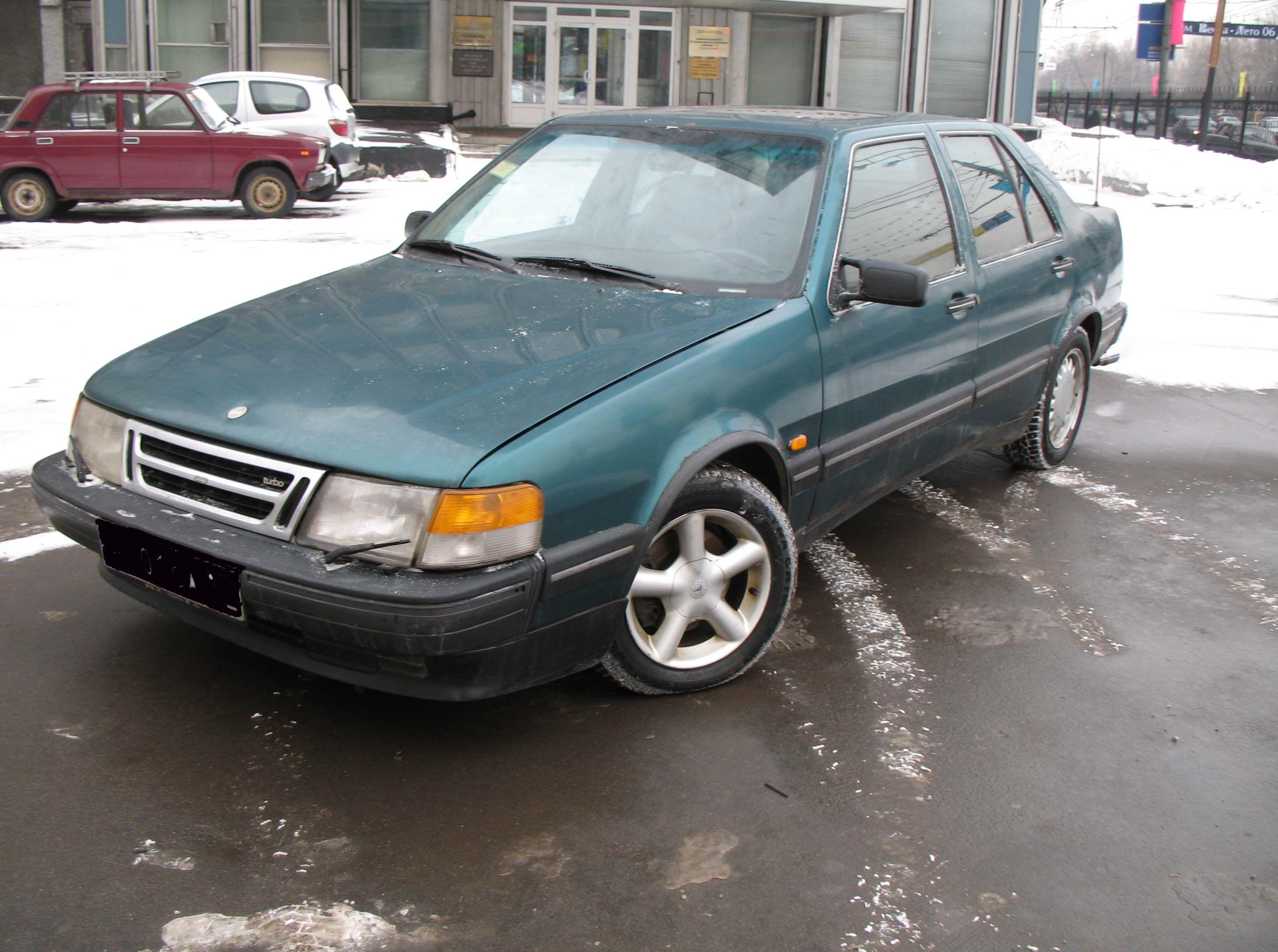 1992 Saab 9000