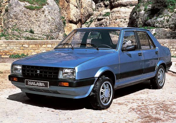 1992 Seat Malaga