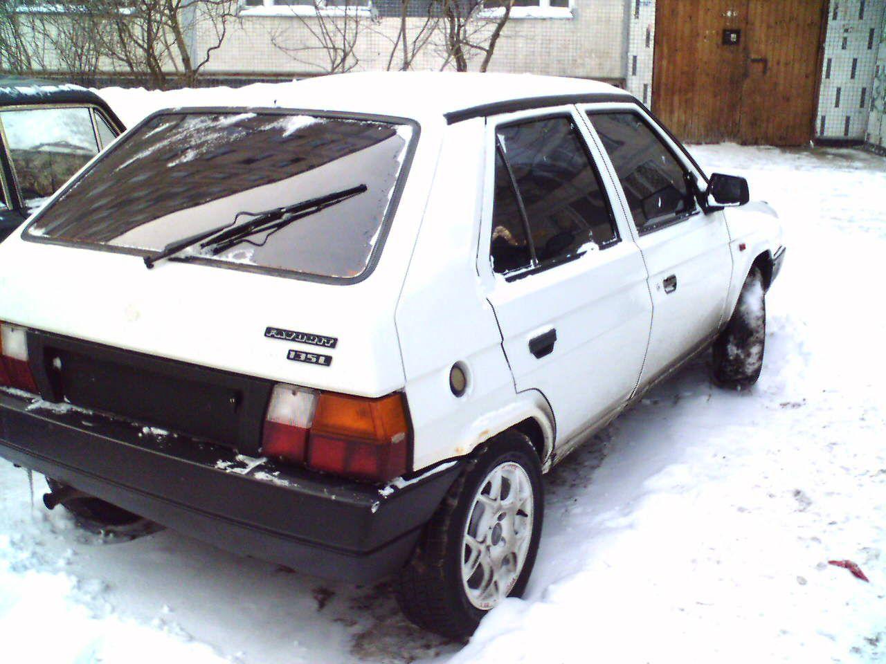 1992 Skoda Forman