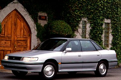 1992 Subaru Legacy