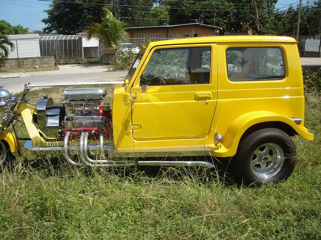 Suzuki Samurai Dash Parts