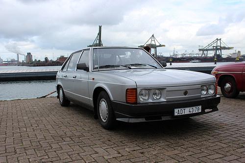1992 Tatra 613