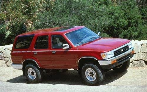 1992 Toyota 4Runner