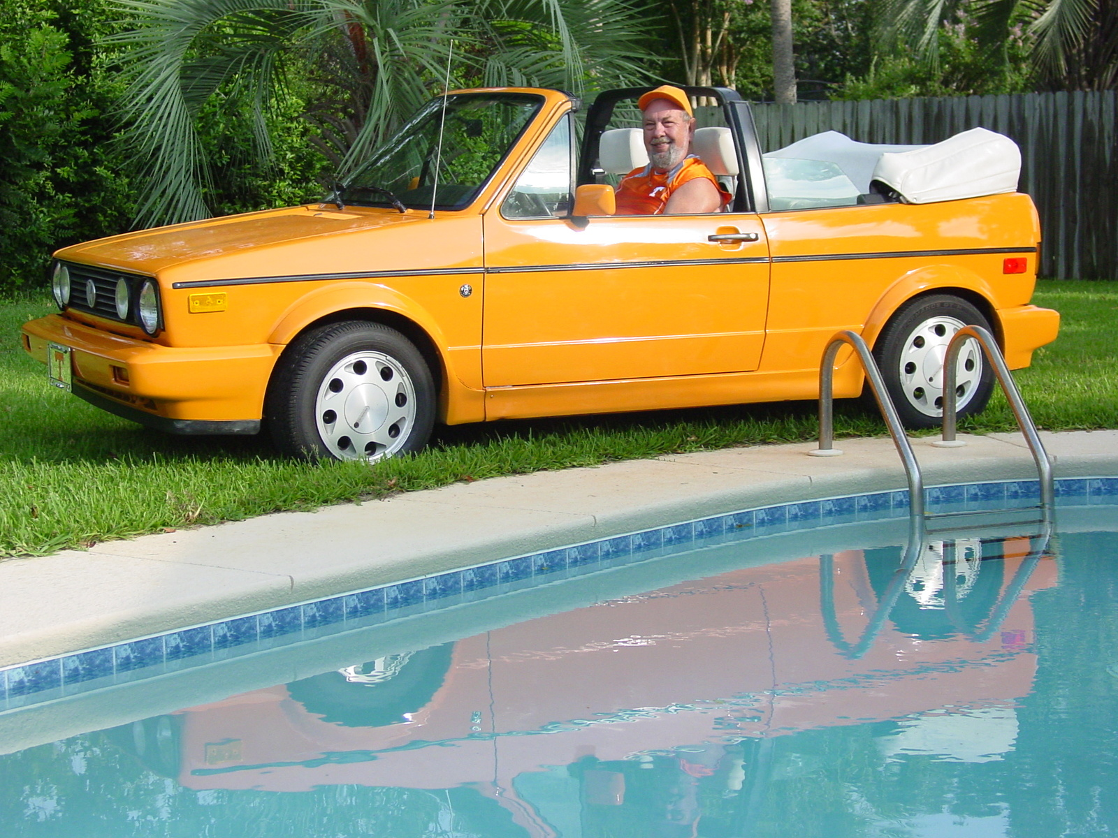 1992 Volkswagen Cabriolet