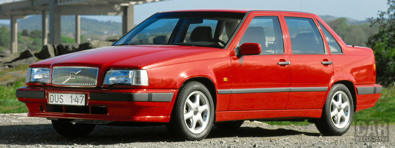 1992 Volvo 850