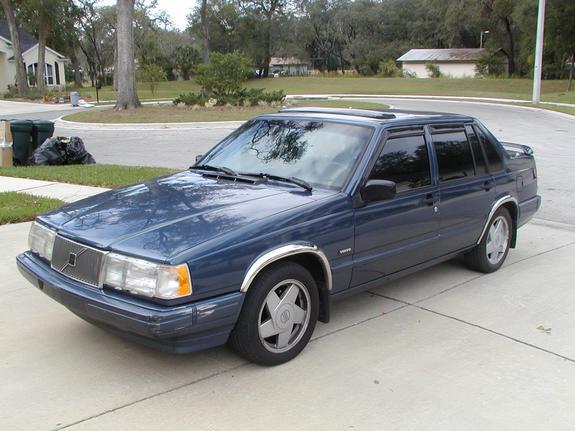 1992 Volvo 900