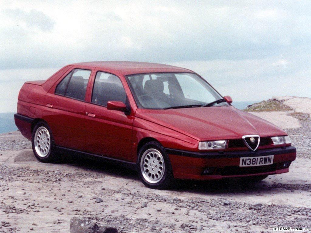 1993 Alfa Romeo 155