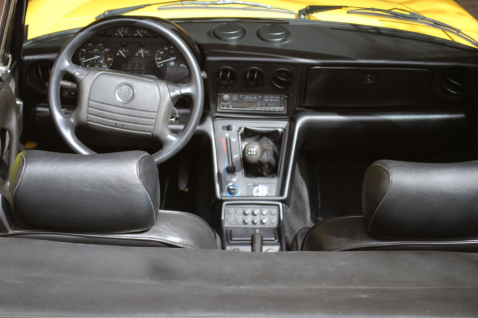 1993 alfa romeo spider - partsopen