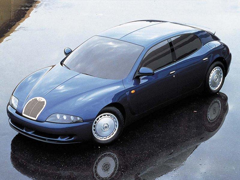 1993 Bugatti EB112