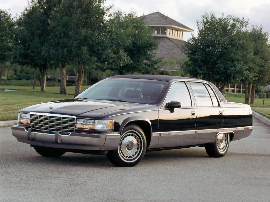 1993 Cadillac Fletwood